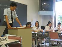 ベスト16の札幌聖心女子高校