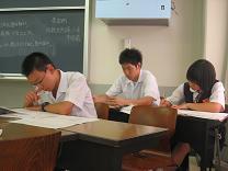 ベスト8の福岡教育大学附属小倉中学校(福岡)