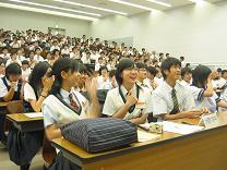 初優勝を喜ぶ九州国際大学附属中学校(福岡)
