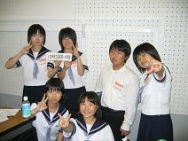 準優勝のいわき市立湯本第一中学校(福島)